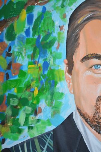 Leonardo DiCaprio, detail