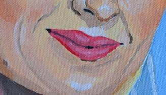 Sophie Turner, detail