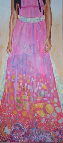 rihanna fanart fan art portrait
