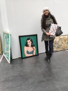 Deposit of my artworks