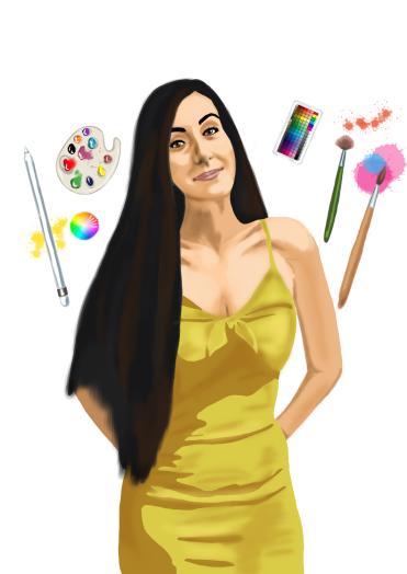 Sarah Anthony illustration
