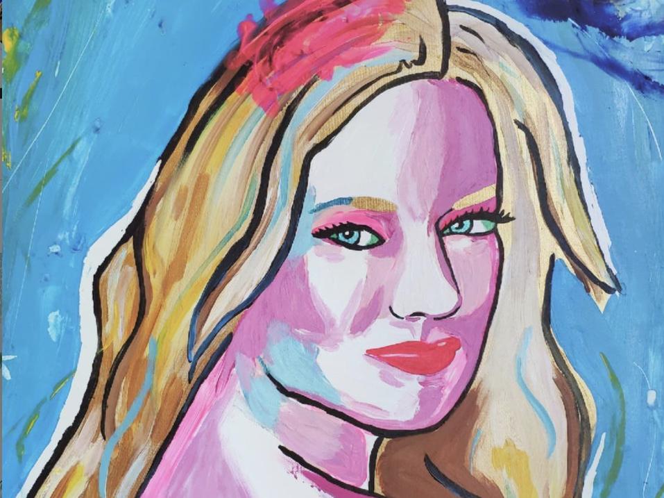 Sarah Anthony – Fine Art